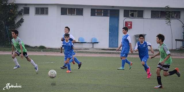 Α.Ο.Τ Αλίμου – Ακ. Παθιακάκη 2-0 (Junior 1)