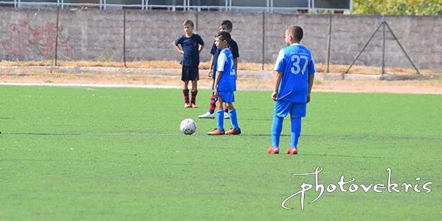 Α.Ο.Τ Αλίμου – Ηλιούπολη 2-0 (Junior 3)