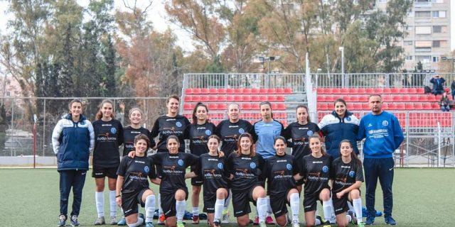 Φοίνικας Καλ. – Τράχωνες Αλίμου 0-3 (Γυναίκες)