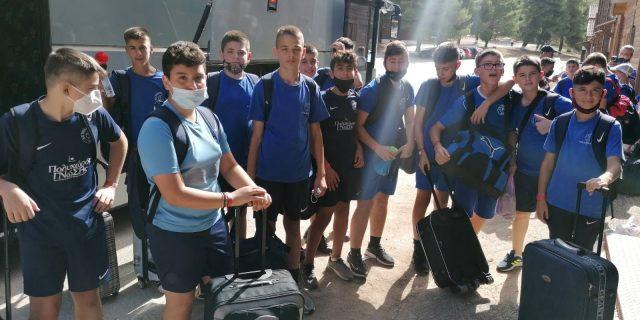 Η αποστολή των Τραχώνων έφθασε στο Σοφικό…