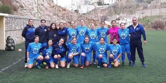 Περσέας Σύρου – Τράχωνες Αλίμου 0-3 (Γυναίκες)