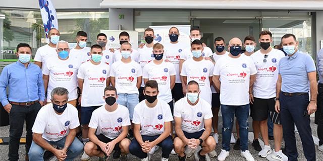 18/09 – Παγκόσμια ημέρα εθελοντισμού για τον μυελό των οστών